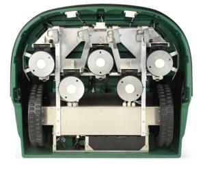 Robot tondeuse - Belrobotics -waelti